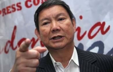 Adik Prabowo Temui Pengurus PGI