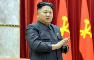 Siswa Korut Wajib Potong Rambut Ala Kim Jong-Un