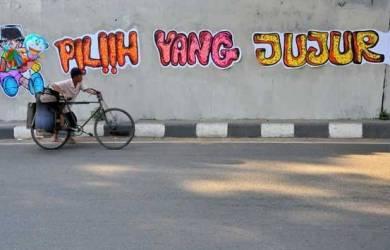 KPK: Jangan Golput, Pilih Caleg Jujur
