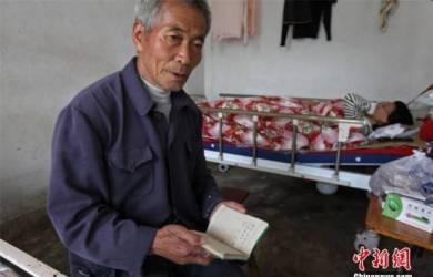 Petani Ini Berutang Selama 24 Tahun Demi Istri yang Sakit