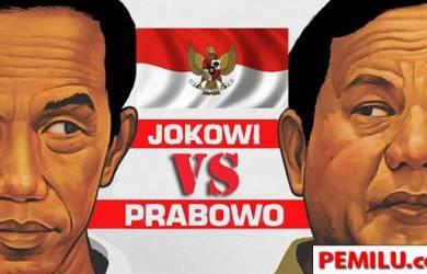 Jokowi Vs Prabowo Siap Beradu di Debat Capres