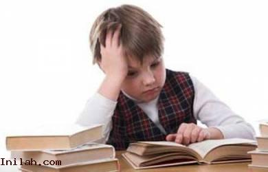 Amandel Turunkan Kualitas Kecerdasan Anak