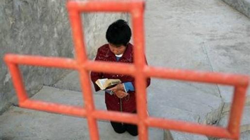 Pendeta Ini Ditangkap Pemerintah China Karena Nyanyikan Lagu Pujian