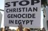 Selalu Dianiaya, Umat Kristen Koptik di Mesir Protes Keras