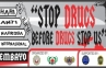 Polisi Tiongkok Ringus 133 Ribu Penjahat Narkoba