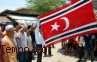 Aceh Ngotot Kibarkan Bulan Bintang Disamping Merah Putih