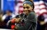 Serena Wiliams, Rayakan Kemenangan ke-5 Kali AS Terbuka