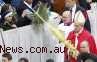 Kemeriahan Minggu Palma Sambut Pekan Suci Paskah