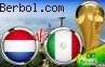 Babak 16 Besar: 4 Fakta Penting Laga Belanda vs Meksiko