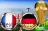 Perempat Final Piala Dunia 2014: Prediksi Prancis vs Jerman