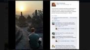 Kunjungi Indonesia, Ini Tujuan Bos Facebook
