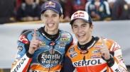 Marc dan Alex, Si Kakak Adik yang Rajai Dunia Moto