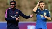 Messi dan Enrique Hebohkan Barcelona