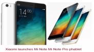Mi Note dan Mi Note Pro Xiaomi, Produk Smartphone Kelas Atas?