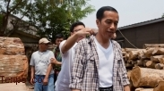 Presiden Joko Widodo: Rupiah Turun, Investasi Naik