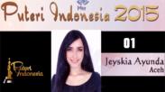 Jeyskia Ayunda, Finalis Puteri Indonesia yang Dipertanyakan