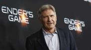 Harrison Ford, Bintang Indiana Jones Kecelakaan Pesawat