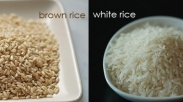 Beras Coklat VS Beras Putih, Mana yang Lebih Sehat?