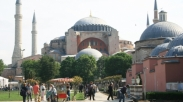 Turki Bikin Bekas Gereja Hagia Sophia Jadi Masjid, Kenapa Negara Kristen Harus Marah?