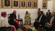 Menlu Vatikan Kagumi Keberagaman Agama Indonesia