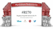 Netizen Angkat Tema 'Nyalakan Indonesia' di HUT RI ke-70