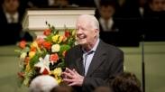Meski Menderita Kanker, Mantan Presiden AS Tetap Melayani di Gereja