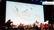 Symphony of the Nation, Konser Musik Patriotis Para Musisi Muda