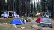 Gunung Pancar, Pilihan Camping Seru di Akhir Pekan