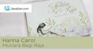 Buku Review: Mutiara Bagi Raja