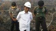 Presiden Jokowi Sikapi Dugaan Korupsi di Balik Kabut Asap
