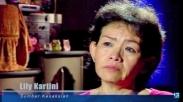 Lily Kartini, Dibuang Orangtuanya Sejak Kecil