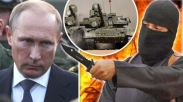 Putin: ISIS Dilindungi Militer dari Seluruh Bangsa