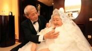 Pria Ini Beri Kejutan Cinta Pertama Kali Setelah 67 Tahun Menikah