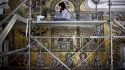 Kristen dan Muslim Palestina Bersama Renovasi Gereja Kelahiran Yesus