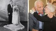 Resep Kebahagiaan Pernikahan Pasangan Tertua AS John dan Ann Betar