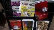 Majalah Satir 'Charlie Heboh' Resahkan Menteri Agama