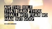 Pakailah Firman Tuhan Untuk Mengalahkan Ketakutanmu