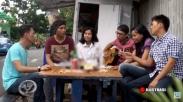 Johan Bakri : Kutemukan Kebahagiaan Saat di Luar Rumah