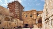 Gereja Makam Kudus di Yerusalem Akhirnya Dibuka Kembali Setelah 3 Hari Ditutup Karena Masalah Pajak