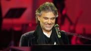 Kisah Andrea Bocelli, Si Tuna Netra Pemilik Suara Emas Tuhan