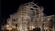 Unik, Italia Bangun Gereja Tembus Pandang Termegah di Dunia
