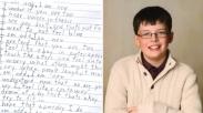 Anak Penyandang Autis Ini Tulis Puisi yang Bakal Membuat Anda Menangis