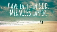 Lima Rahasia untuk Melepaskan Mujizat Tuhan