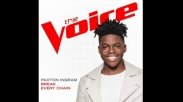 'Break Every Chain' Hantar Paxton Ingram Lolos di Ajang The Voice