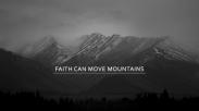 Iman yang Mampu Memindahkan Gunung
