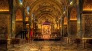 Gereja St John Malta Dinobatkan Jadi Termegah di Dunia Karena Ini…
