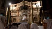 Indahnya Kebersamaan dalam Proyek Renovasi Makam Yesus