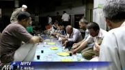 Selama Puasa, Kristen Suriah Bagikan Makanan Gratis pada Umat Muslim
