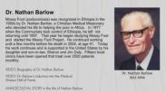 Nathan Barlow, Dokter Medis yang Melayani Tanpa Butuh Pengakuan