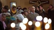 Ribuan Gereja Rusia Protes UU Larangan Penginjilan di Luar Gereja